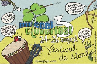 cLoverFest - festival de stare